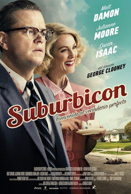 Suburbicon 2017 DVD R1 NTSC Latino