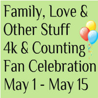 FLOS+4k+and+counting+Fan+Celebration Family, Love & Other Stuff 4K Fan Celebration Giveaway (US) end 15/5
