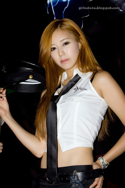 1 Kim Ha Yul- Dungeon Fighter 2011 Events-very cute asian girl-girlcute4u.blogspot.com