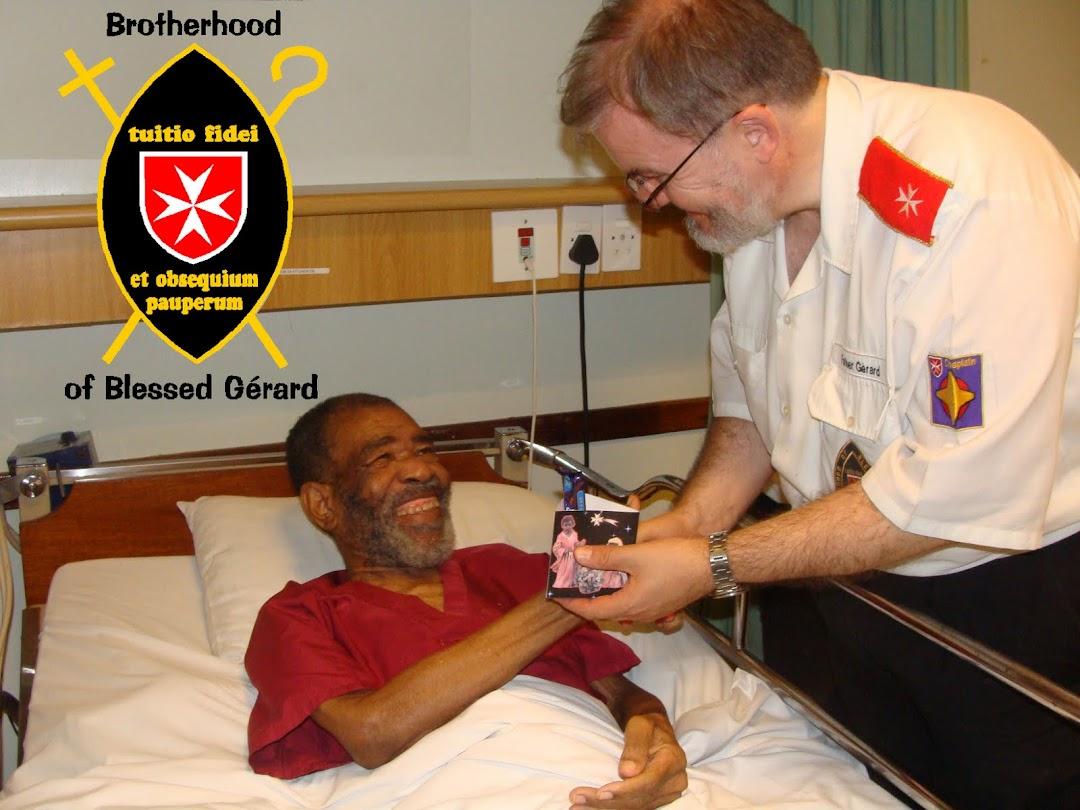 Die Brotherhood of Blessed Gérard / Die Südafrikanischen Malteser