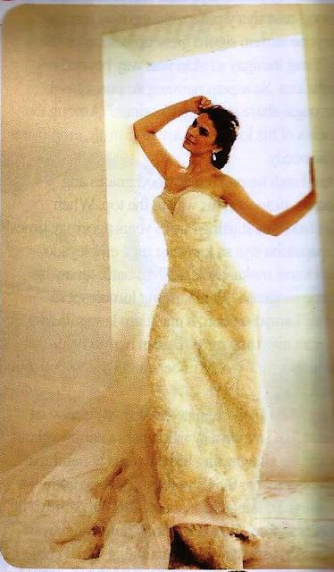 celebrity bride Priscilla Meirelles