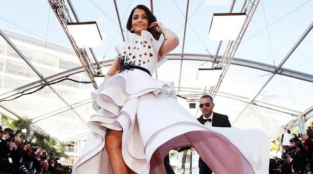 Aishwarya Rai Bachchan at Canes