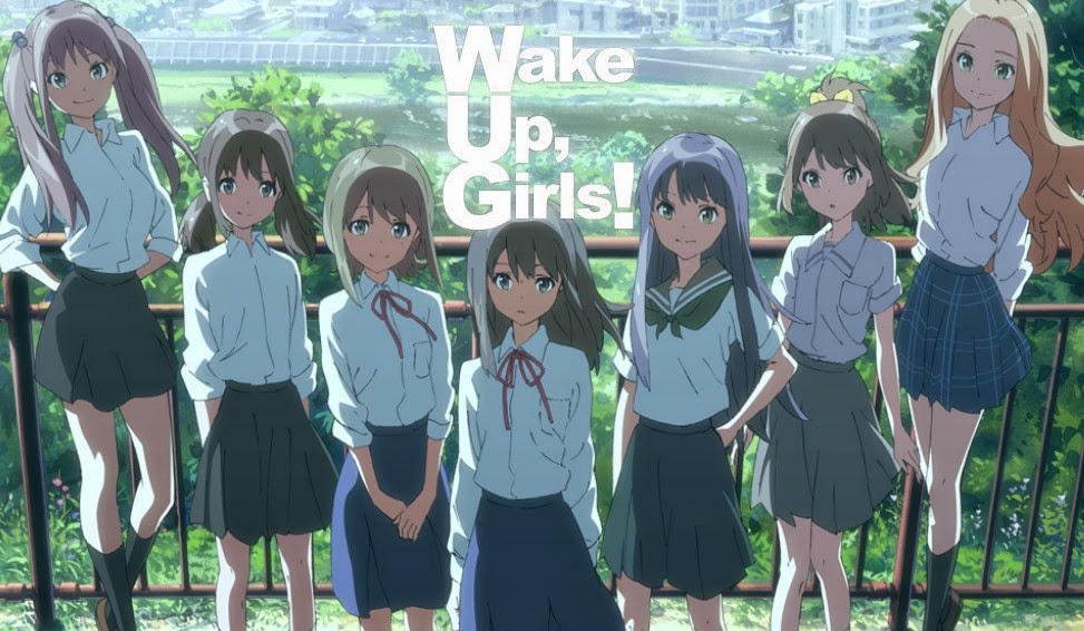 Wake Up Girls! Seven Idols
