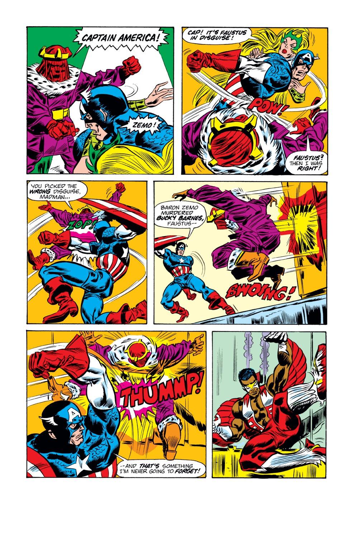 Captain America (1968) Issue #189 #103 - English 12