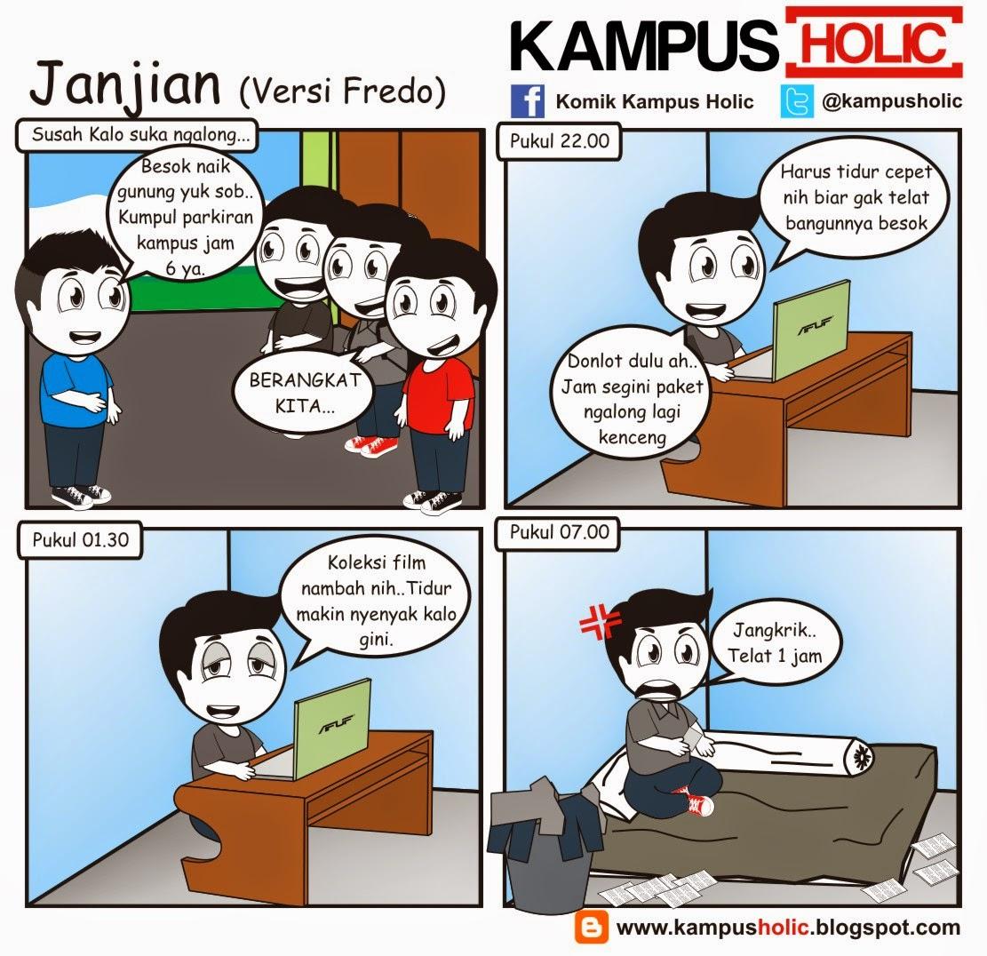 #667 Janjian (Versi Fredo)