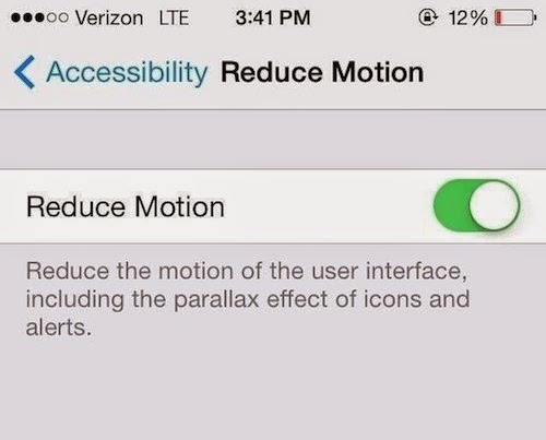 Default Settings Discomfort On The IPhone And Remedies 4