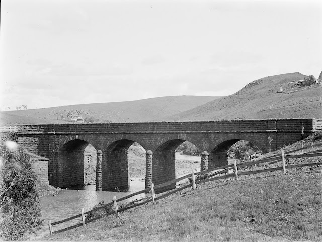 bulla bridge taken by mark james daniel titled easter 1899 owned by state library of victoria