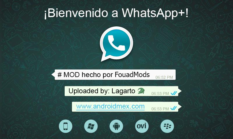 Whatsapp Plus 1.80 Antiban Full