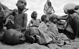 why is africa starving Meet the face of poverty in south africa - a black african girl living in a rural  settlement in the eastern cape with no formal education.