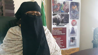 Dapchi: Mama Boko Haram speaks on release of schoolgirls