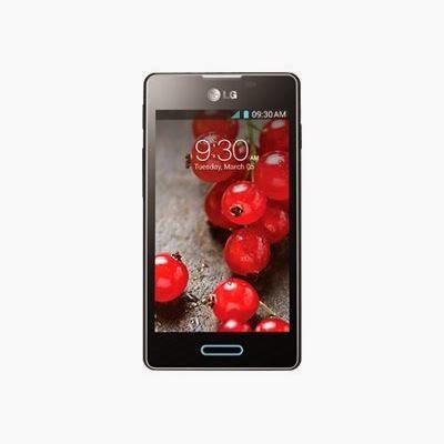 LG Optimus L5 ii Titane Silver Smartphone 4 Pouces