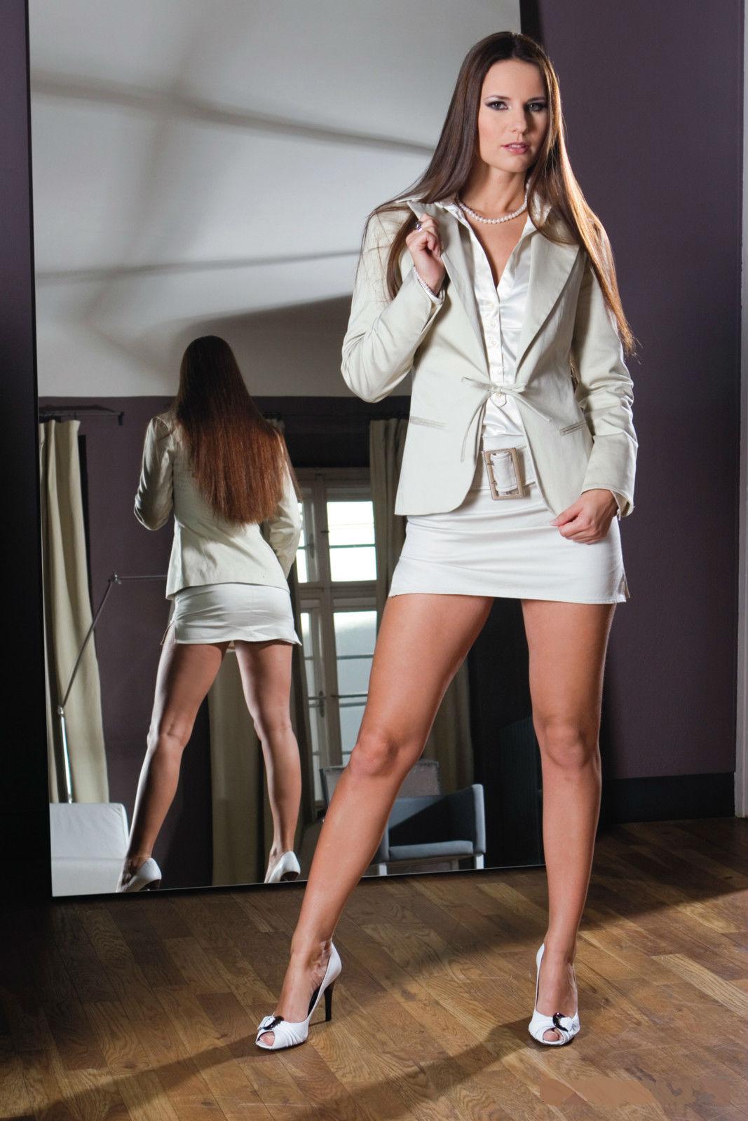 pornstar kay parker sexy legs mini skirt and sexy boobs 2