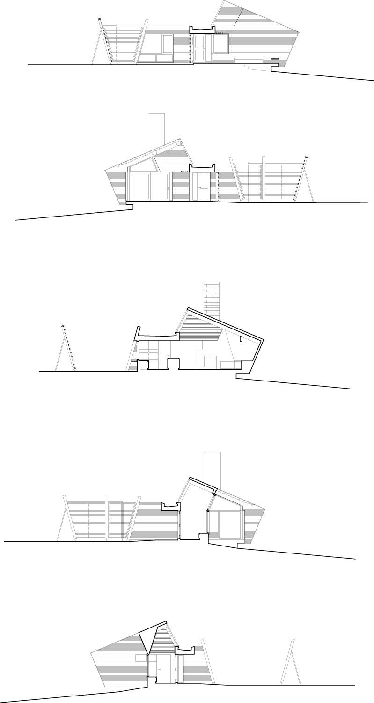 Agosta House    By Patkau Architects