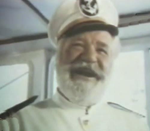 Campanha do Papel Higiênico Neve em meados dos anos 80: aventura em alto mar.