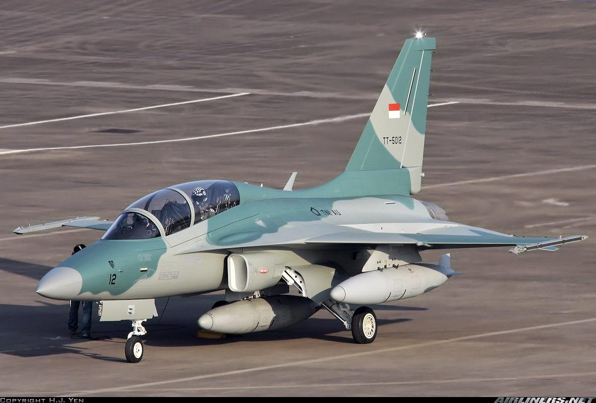 Hari ini, TNI AU Ujicoba Pesawat Tempur Baru di Papua
