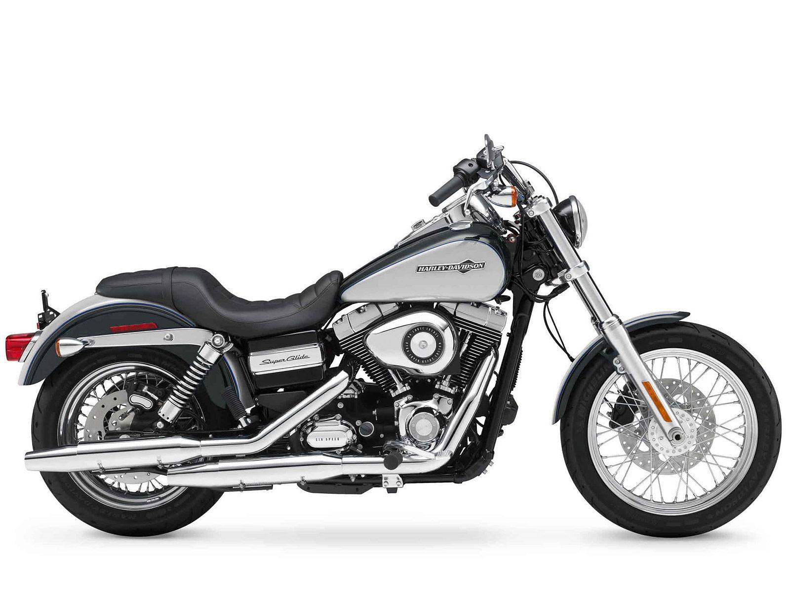Harley Davidson: 2012 Harley-Davidson FXDC Dyna Super Glide Custom