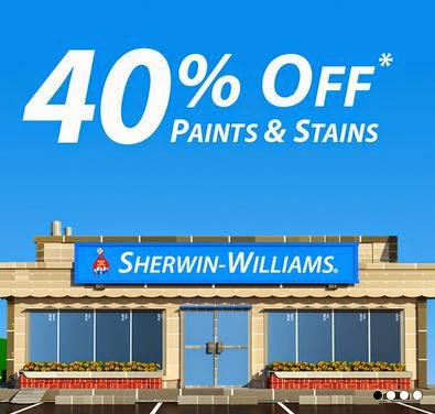 photograph regarding Sherwin Williams Printable Coupon identify 25 off coupon sherwin williams - Canine elements in addition grooming