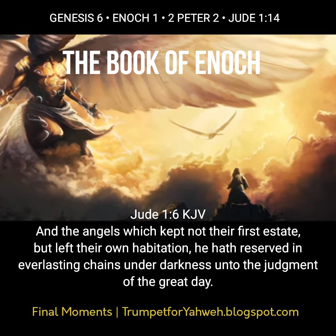 Enoch The Prophet?