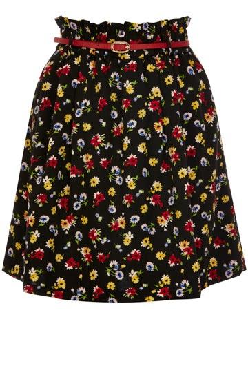 oasis flower skirt