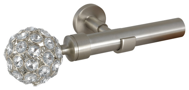 Curtains Ideas curtain rod glass finials : Replacement Finials For Curtain Rods - Rooms