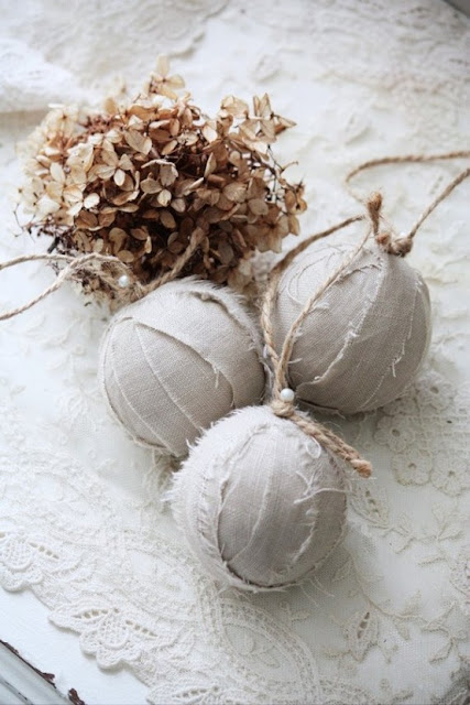 10  Christmas Ornaments Ideas with Rustic Style 5