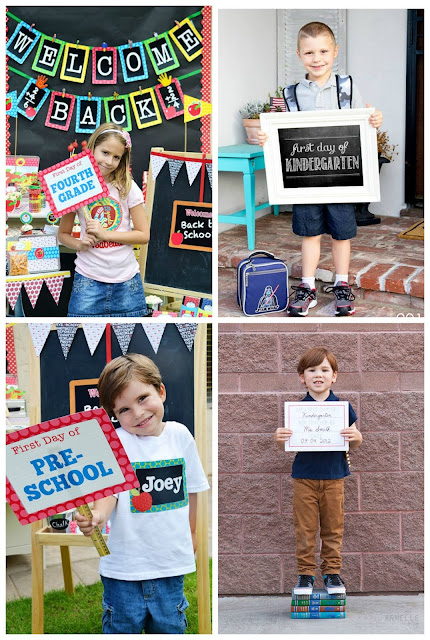 CARTELES VUELTA AL COLE BACK TO SCHOOL