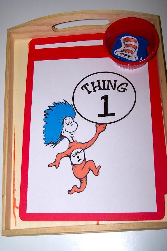 The Princess And The Tot Dr Seuss Week 1