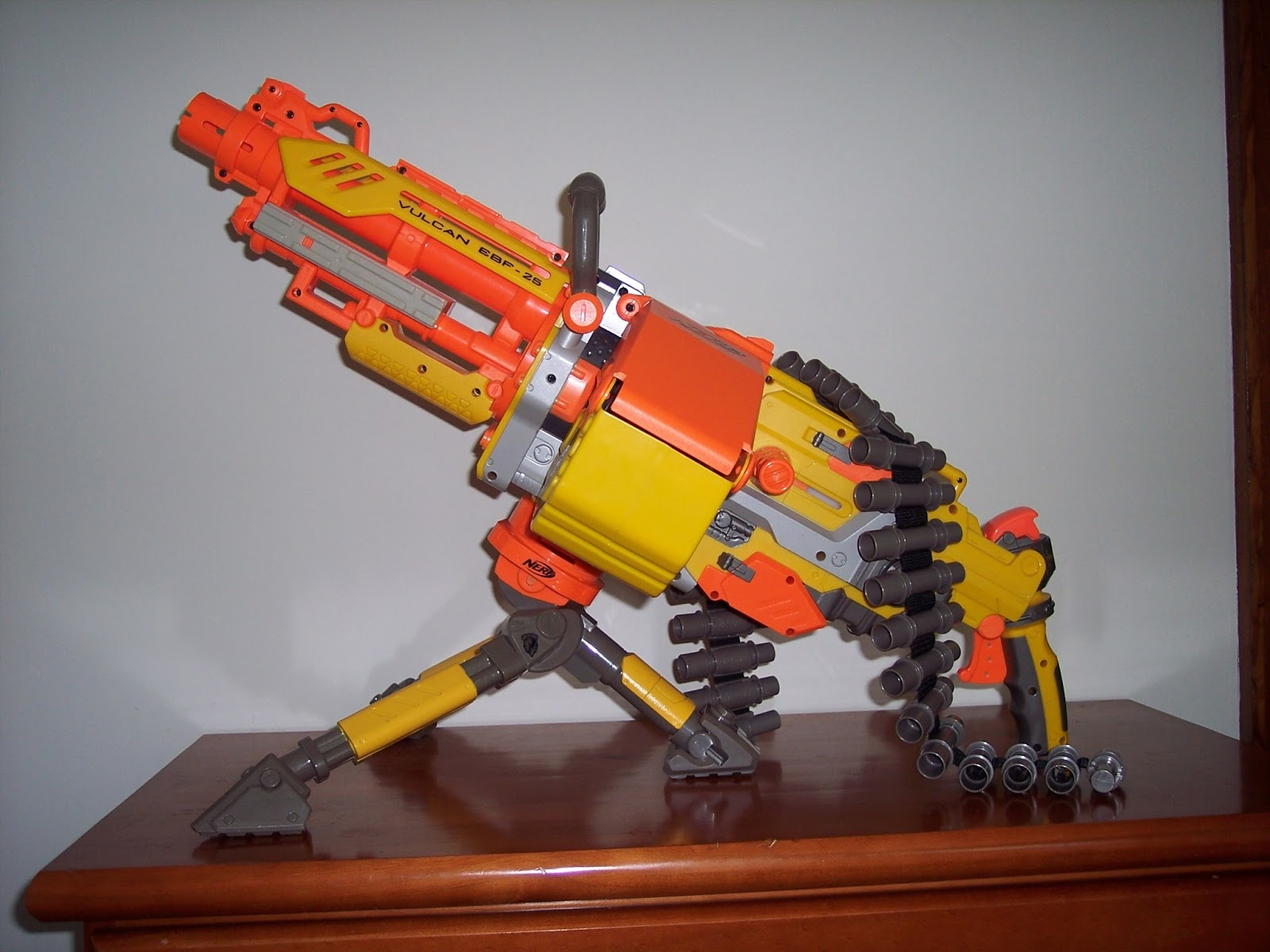 Nerf guns Add to your summer fun various types Most include bullets All are gently used All offers condsidered