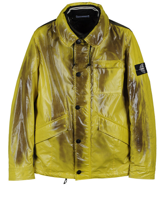 fusion of effects trendology stone island ice jacket. Black Bedroom Furniture Sets. Home Design Ideas
