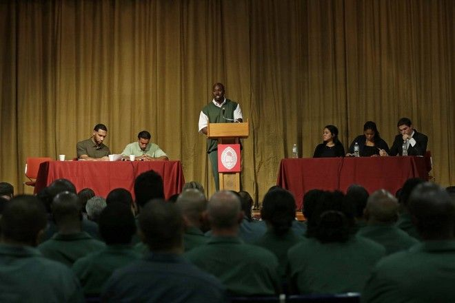 Prisoners defeated Harvard students in a rhetoric contest