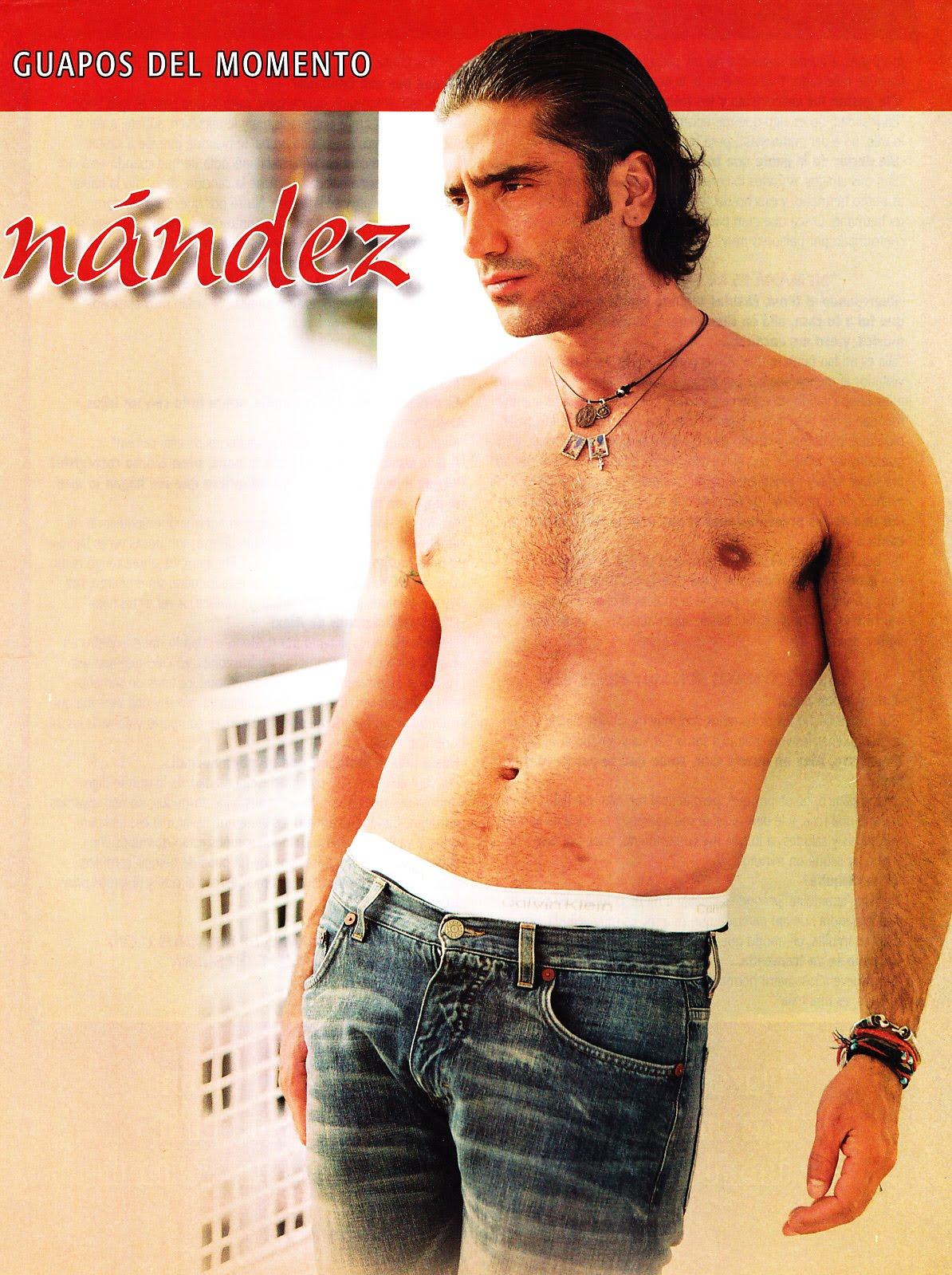 naked picture of alejandro fernandez