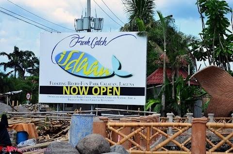 {Photoblog} Isdaan Restaurant – Calauan, Laguna