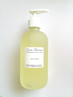 Luxe organic cleanser