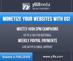 Earn Money Via Yllixmedia