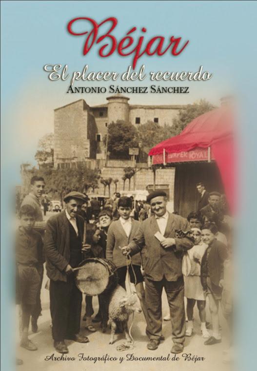 Portada de la Nueva Publicación de Antonio Sánchez