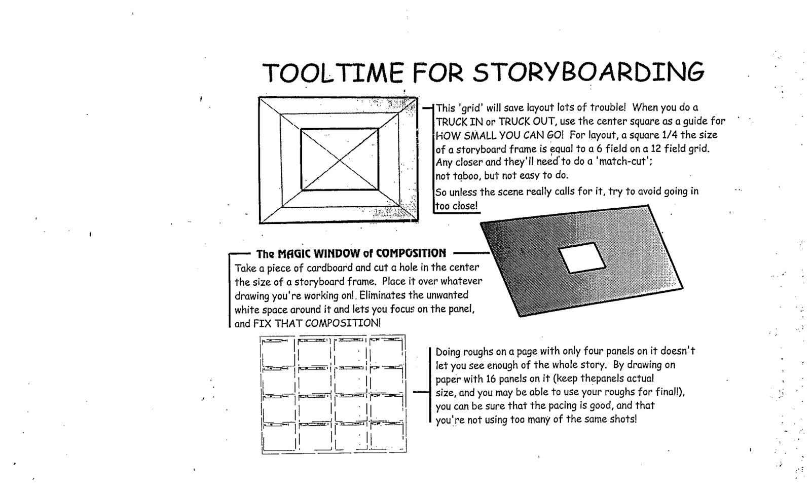 warburtonlabs: STORYBOARDING THE SIMPSONS WAY