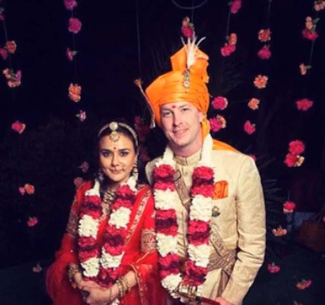 Priti radhakrishnan wedding