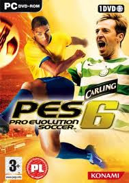 Pro Evolution Soccer 6 PC Game Free Download Full Version