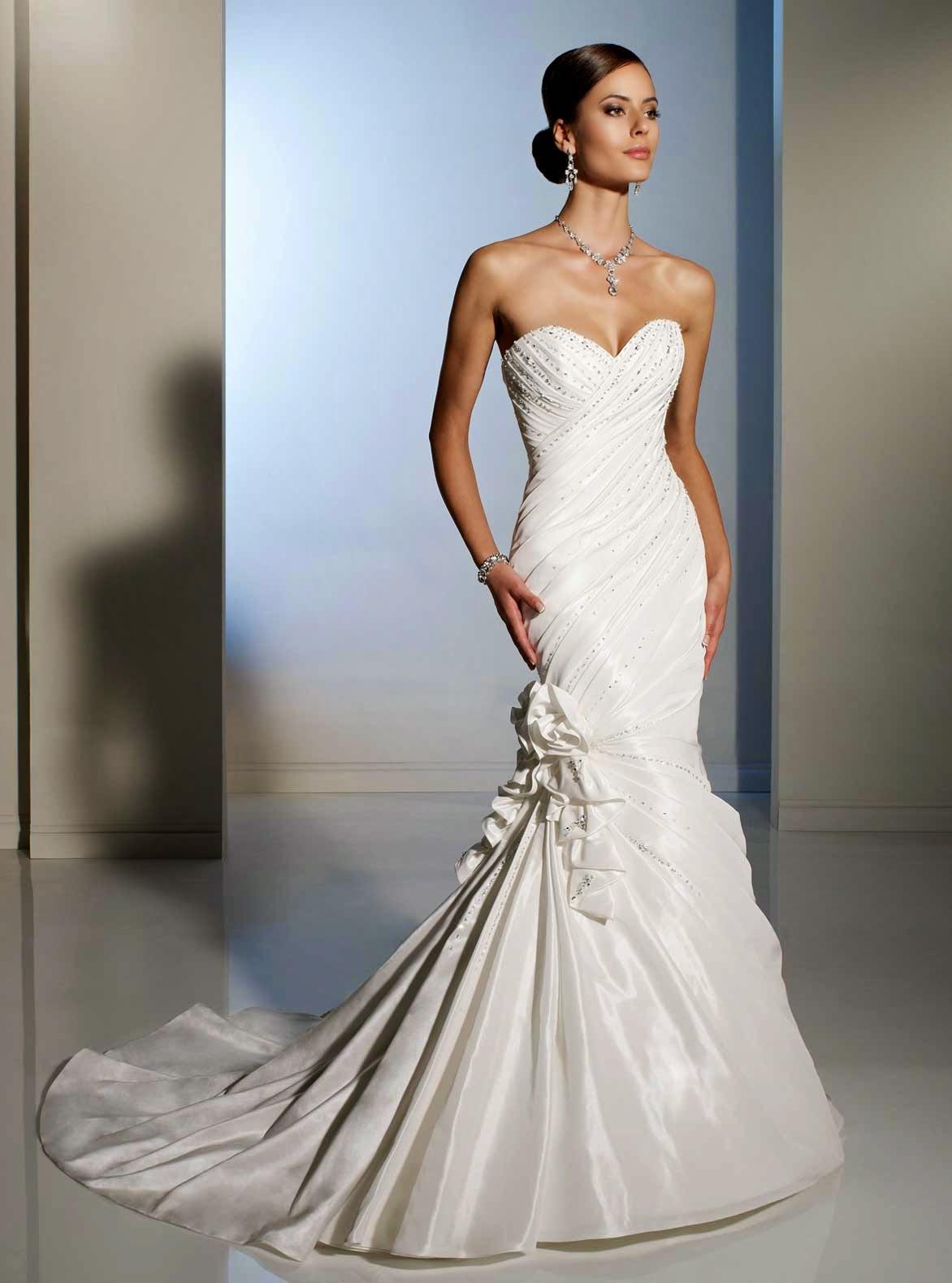 Designer Wedding Dresses 2014 Ideas Photos HD