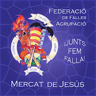 Federació de Falles Agrupació Mercat de Jesús