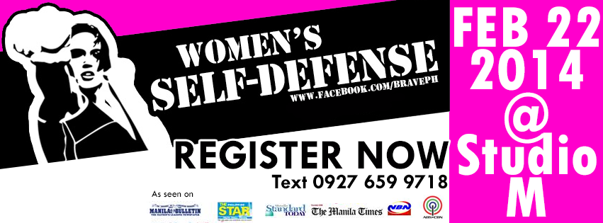 women's self defense philippines