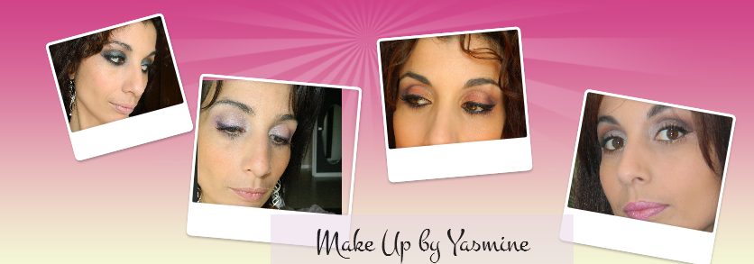 Make Up by Yasmine