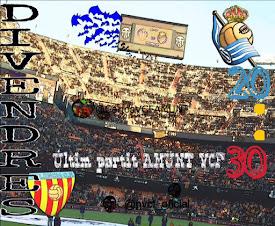 Partidos del Valencia CF