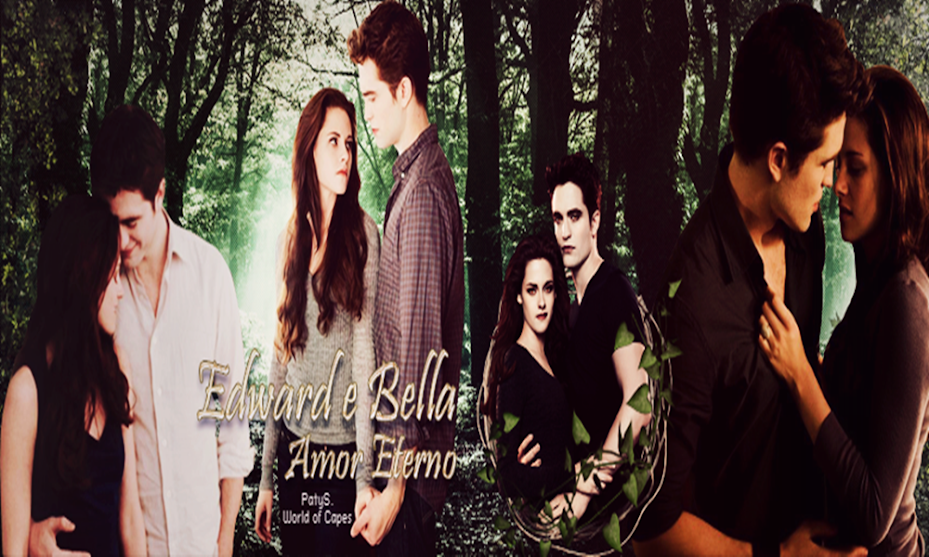 Edward & Bella Amor Eterno
