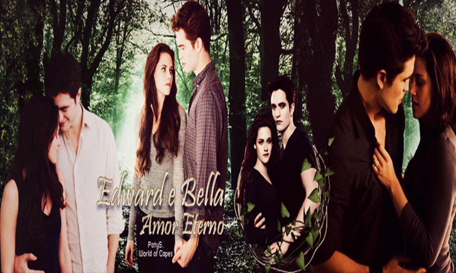 Edward & Bella Amor Eterno