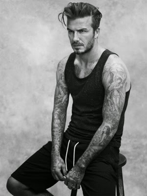 ropa de casa David Beckham bodywear H&M primavera verano 2015