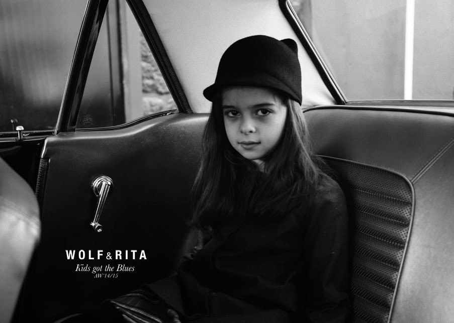 Cool autumn style by Wolf & Rita for AW14 kids fashion collection