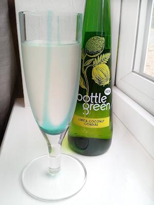 cordial, bottlegreen, limited edition bottlegreen