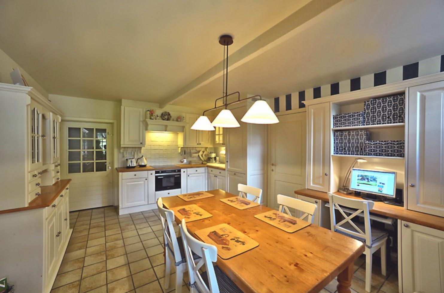 Realisaties klassieke keukens interieurbouw claesen gunther bilzen
