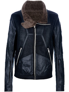 Daesung Rick Owens coat